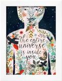 The Entire Universe 2 Art by Mia Charro