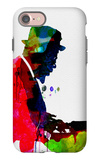 Thelonious Watercolor iPhone 7 Case by Lora Feldman