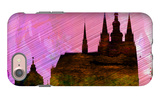 Prague City Skyline iPhone 7 Case by  NaxArt