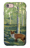 Fox in the Forest iPhone 7 Case