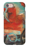 Abstracta Inspiracion 2 iPhone 7 Case by Gabriela Villarreal