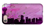 Vancouver City Skyline iPhone 7 Case by  NaxArt