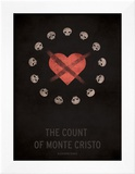 The Count of Monte Cristo Print by Christian Jackson