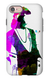 Freddie Watercolor iPhone 7 Case by Lora Feldman