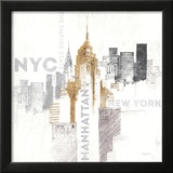 Empire State Building Posters by Avery Tillmon