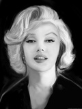 Marilyn's Whisper Premium Giclee Print by Jerry Michaels