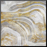 Agate Allure I Mounted Print by Nan