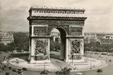 Arc De Triomphe Prints by Alan Paul