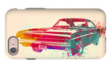 1967 Dodge Charger 1 iPhone 7 Case by  NaxArt