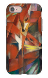 The Fox, c.1913 iPhone 7 Case by Franz Marc