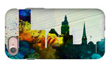 Providence City Skyline iPhone 7 Case by  NaxArt