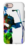 Leonard Watercolor iPhone 7 Case by Lora Feldman