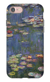 Water Lilies (Nympheas), c.1916 iPhone 7 Case by Claude Monet
