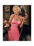 Marilyn's Call Affiches par Chris Consani
