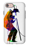 Tom Watercolor iPhone 7 Case by Lora Feldman