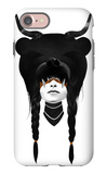 Bear Warrior iPhone 7 Case by Ruben Ireland