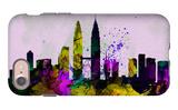 Kuala Lumpur City Skyline iPhone 7 Case by  NaxArt