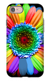 Rainbow Flower iPhone 7 Case by Magda Indigo