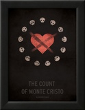 The Count of Monte Cristo Art by Christian Jackson