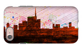 Milan City Skyline iPhone 7 Case by  NaxArt