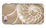 White Swirls iPhone 7 Case by Doug Chinnery