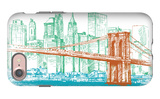 City Print Project iPhone 7 Case