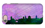 Dublin City Skyline iPhone 7 Case by  NaxArt
