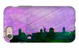 Dublin City Skyline iPhone 7 Case by  NaxArt