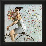 Petals Prints by Didier Lourenco