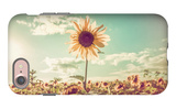 One Sunflower Rising above the Rest iPhone 7 Case by  soupstock