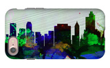 Tulsa City Skyline iPhone 7 Case by  NaxArt