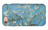 Almond Branches in Bloom, San Remy, c.1890 iPhone 7 Case by Vincent van Gogh