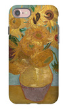 Sunflowers, c.1889 iPhone 7 Case by Vincent van Gogh