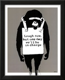 In Charge Monkey Prints