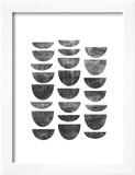 Scandanavian Geometry Print by Brett Wilson