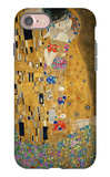 The Kiss, c.1907 iPhone 7 Case by Gustav Klimt