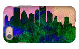 Pittsburgh City Skyline iPhone 7 Case by  NaxArt