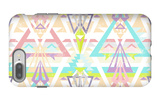 Abstract Geometric Seamless Aztec Pattern. Colorful Ikat Style Pattern. iPhone 7 Plus Case by cherry blossom girl