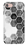 Natural Architecture 1 B&W iPhone 7 Case by Edith Lentz