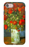 Red Poppies iPhone 7 Case by Vincent van Gogh