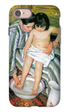 The Bath iPhone 7 Case by Mary Cassatt