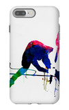 Joe Watercolor iPhone 7 Plus Case by Lora Feldman
