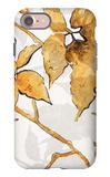 Gold Shadows I iPhone 7 Case by Patricia Quintero-Pinto