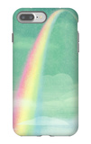 Rainbow in Bright Sky iPhone 7 Plus Case
