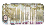 Plum Forest Floor iPhone 7 Case by Jill Schultz McGannon
