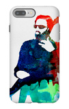 Lenny Watercolor iPhone 7 Plus Case by Lora Feldman