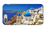 Amazing Santorini - Travel In Greek Islands Series iPhone 7 Plus Case by  Maugli-l