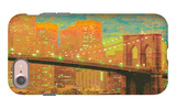Vibrant City 1 iPhone 7 Case by Christopher James
