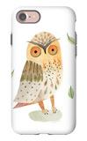 Happy Owl iPhone 7 Case