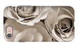 Three White Roses iPhone 7 Case by Robert Cattan